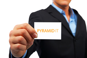 Pyramid-IT Businesscard
